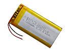 Аккумулятор литий-полимерный 3,7V 1250mAh, фото 3