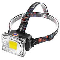 Налобный фонарь Police LL-6651 COB