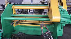 Н475 6х2000 Ножницы гильотинные кривошипные б у|  Гильотина для резки металла б у, фото 3