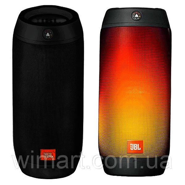 Портативная акустика JBL Pulse 2 Black (JBLPULSE2BLKEU).