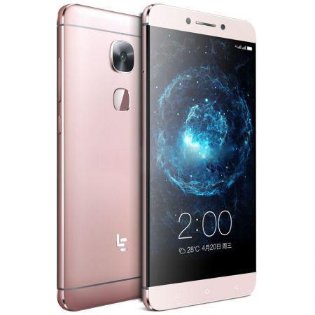 "Смартфон LeEco Le Max 2 X820 Rose 4/32Gb +чехол, 21/8Мп, 4 ядра, 2sim, 5.7"" IPS, 3100mAh, 4G, Snapdragon 820"