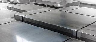 Лист металлический 4 мм 09Г2С