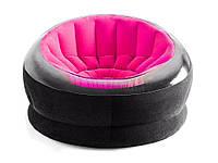 Надувное кресло Intex 68582 Pink