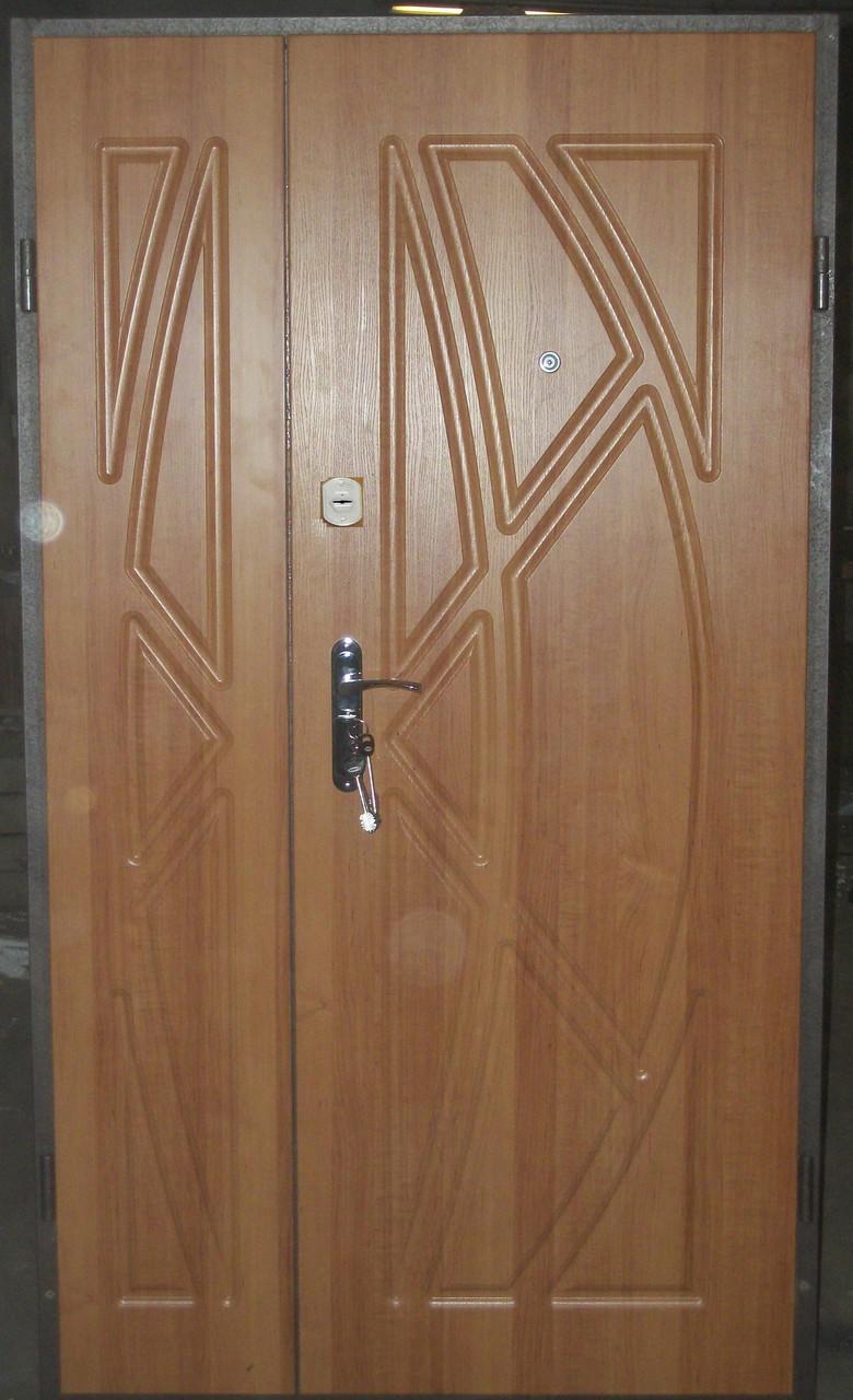 Входные двери бронируваные в частный дом БЕСПЛАТНАЯ ДОСТАВКА, двери входные 1,20 на 2,05