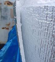 Подложка под ламинат НПЭ 5мм металлизированная