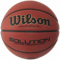 Баскетбольный мяч Wilson SOLUTION 6
