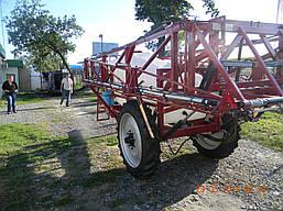 Обпріскувач причіпний 2000 л - 21 м, фото 2