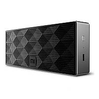 ➤Колонка Xiaomi Mi Speaker Square Box NDZ-03-GB Black портативный Bluetooth спикер