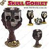 "Бокал с черепом - ""Skull Goblet"" - 200 мл."