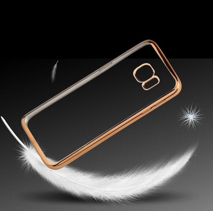 Силиконовыйчехол для Samsung Galaxy S7 edge Momax