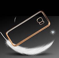 Силиконовыйчехол для Samsung Galaxy S7 edge Momax, фото 1