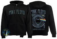 Толстовка на змейке PINK FLOYD On Tour 1972-1973