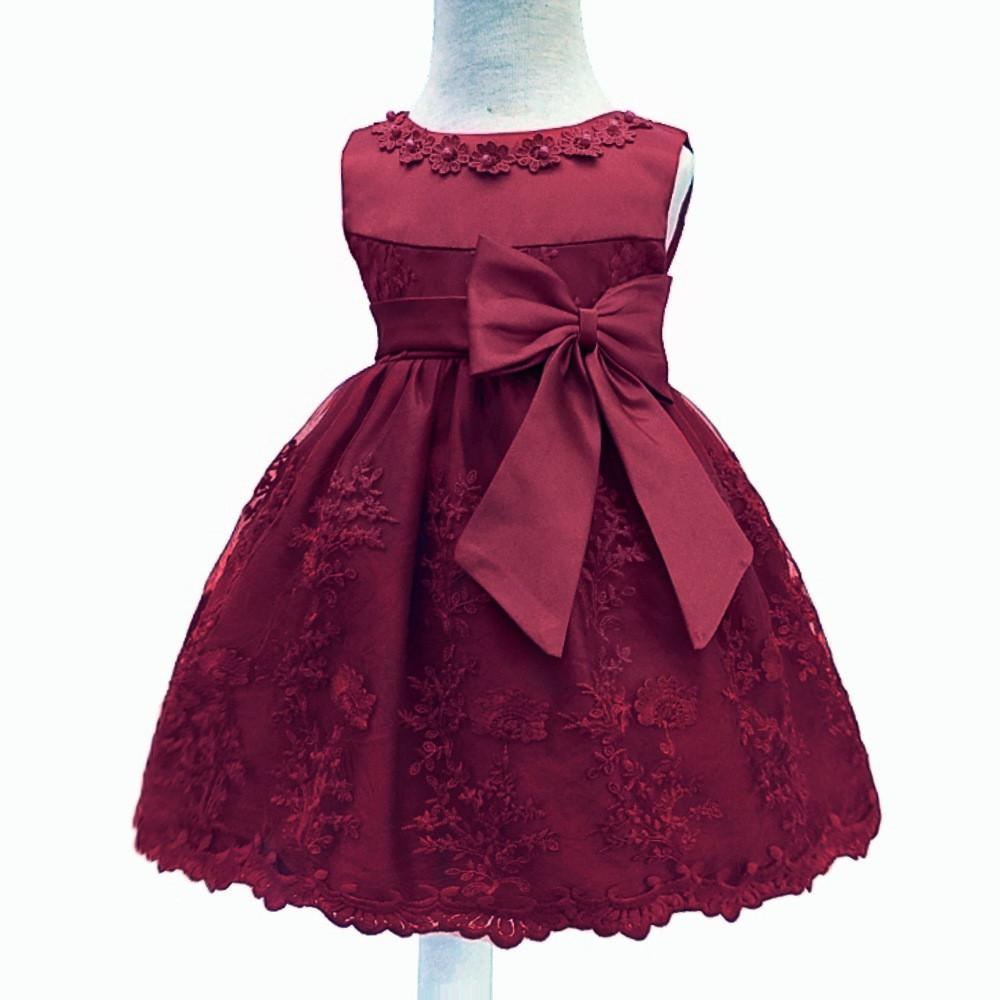 Платье нарядное для девочки от 0 до 18 мес. 12 расцветок