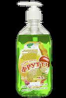 """Жидкое мыло """"ФРУТТИ"""" 500 мл. с дозатором, фото 1"""