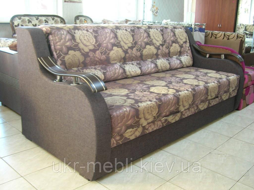 Диван Лорд евро книжка с большим спальным местом и нишей для белья, диван со склада в Киеве