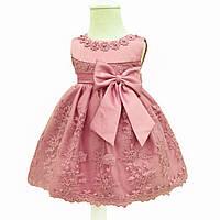 Платье нарядное для девочки от 0 до 18 мес. 12 расцветок, фото 1