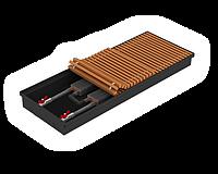 Водяной внутрипольный конвектор с естественной конвекцией FC 09 plus mini