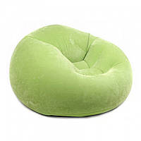 Надувное кресло Intex 68569 Green, фото 1