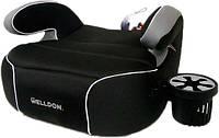 Автокресло Welldon Penguin Pad черный (PG08-P02-001)