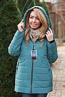 Женская куртка трансформер весна\осень 52-60рр