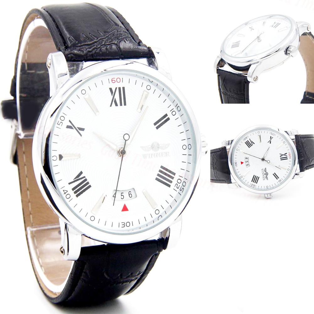 Уникальные мужские часы бренда Winner TM 142 - Оптово-розничный интернет- магазин