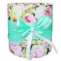 Коробка подарочная #43 для цветов (16 х 16 см)
