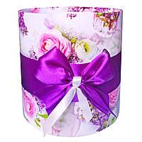 Коробка подарочная #45 для цветов (16 х 16 см)