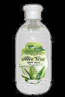 Жидкое крем-мыло - Premium Алое-Вера 500  мл. с крышкой флип-топ