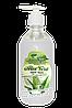 Жидкое крем-мыло - Premium Алое-Вера 500  мл. с дозатором