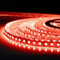 Светодиодная лента SMD3528-12-120-R красная IP20 Econom