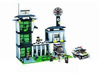 """Конструктор BRICK (LEGO) """"Полицейский участок"""" 589 деталей, 457831/129"""