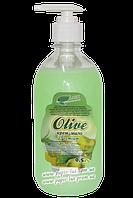 Жидкое крем-мыло - Premium Олива 500 мл. с дозатором