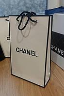 Подарочный пакет белый вертикаль, mini, фото 1