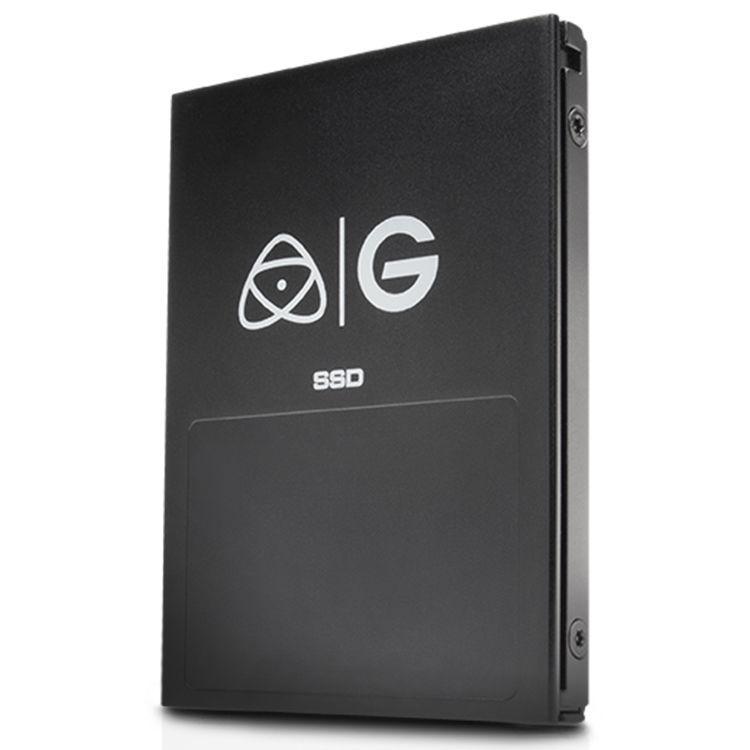 Накопитель G-Technology Atomos Master Caddy 4K (512GB) (0G05220)
