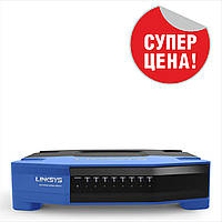 Коммутатор Linksys SE4008