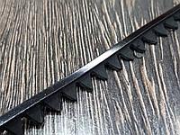 Рант кожволон 3*5мм цвет Черный