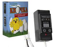 """Цифровой терморегулятор """"Квочка"""" для инкубатора"""
