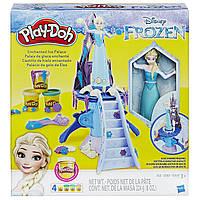 Игровой набор Play-Doh Enchanted Ice Palace, Ледяной замок Эльзы. Оригинал