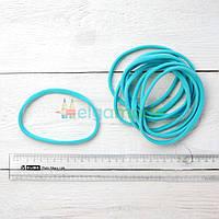 Повязка бесшовная эластичная One size, НЕБЕСНО-ГОЛУБАЯ, Китай, фото 1