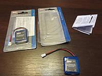Аккумулятор LOSI 7.4V 300mAh 2S 15C LiPo Micro-DT losb0871 батарея , фото 1