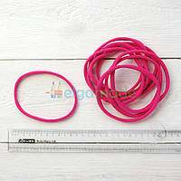 Повязка бесшовная эластичная One size, ТЕМНО-РОЗОВАЯ, Китай, фото 1