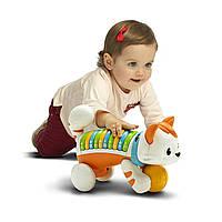 Развивающая музыкальная игрушка котенок LeapFrog Count&Crawl number Kitty. Оригинал