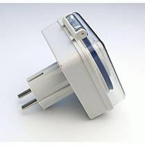 Розетка с таймером механическая суточная Feron TM31, фото 2