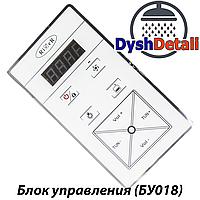 Блок управления, пульт для душевой кабины. ( BY-018  ) сенсорный, белый.
