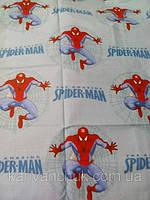 Комплект детского постельного белья полуторный «Человек-Паук»