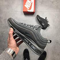 Мужские кроссовки Nike Air Max 97 Ultra Grey, Найк Аир Макс 97, фото 2