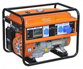 Бензиновый генератор Sturm PG-8755