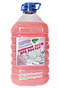 Крем-бальзам для мытья посуды  5 л. (розовый)