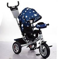 Трехколесный велосипед Turbotrike, синий STAR