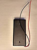 Бокс на 2 АА батареи, 3V кейс, питание Arduino
